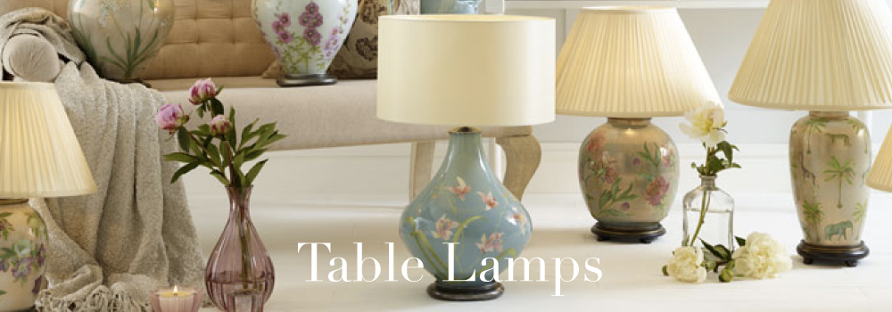 Angela reed furniture and fine things shop for table lamps from our table lamps range at angela reeds mozeypictures Gallery