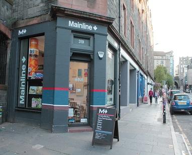 mainline art store external