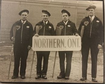 Northern Ontario Curlers