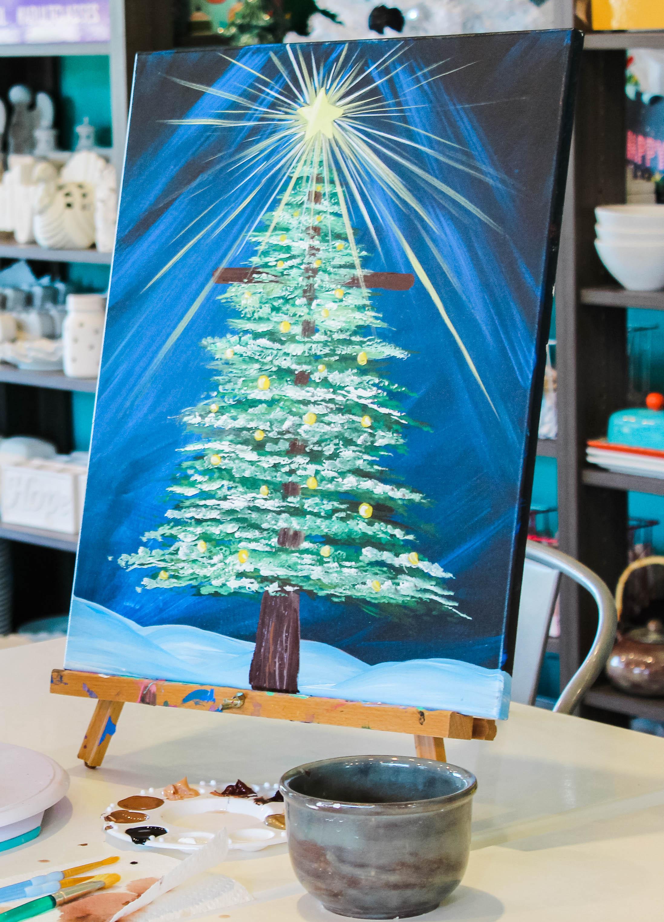 12.8.18 Holy Christmas Tree