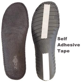 Sandal Insole Pigskin Grey