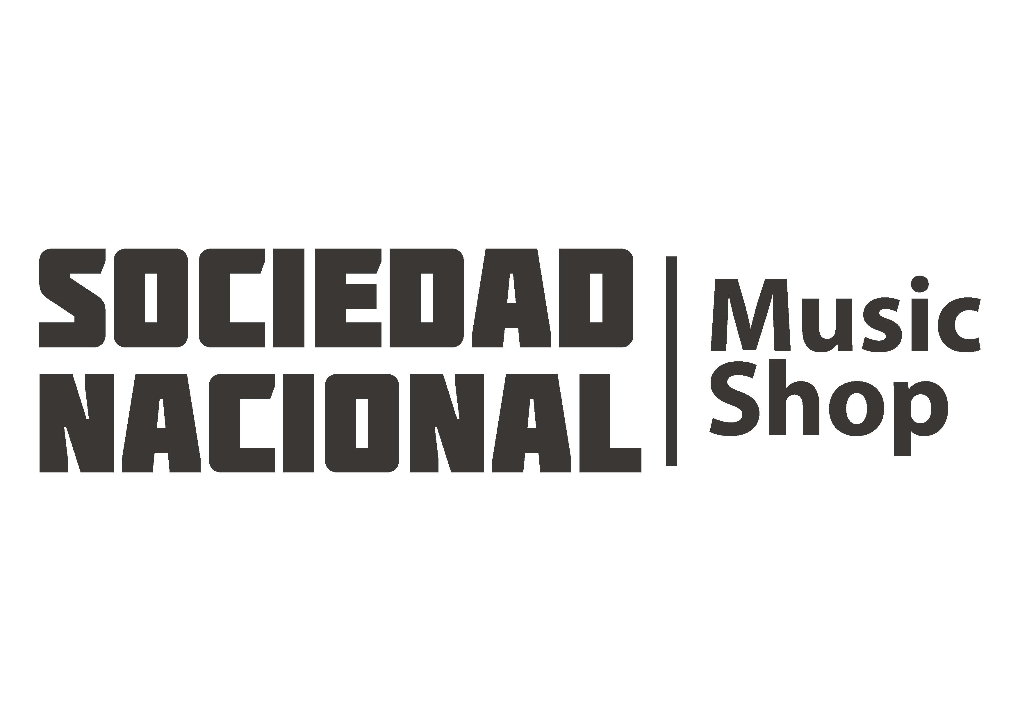 Sociedad Nacional Music Shop