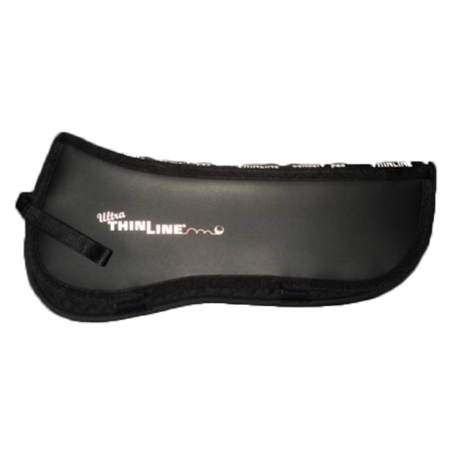 ThinLine Ultra Trifecta Half Pad Black Summerside Tack