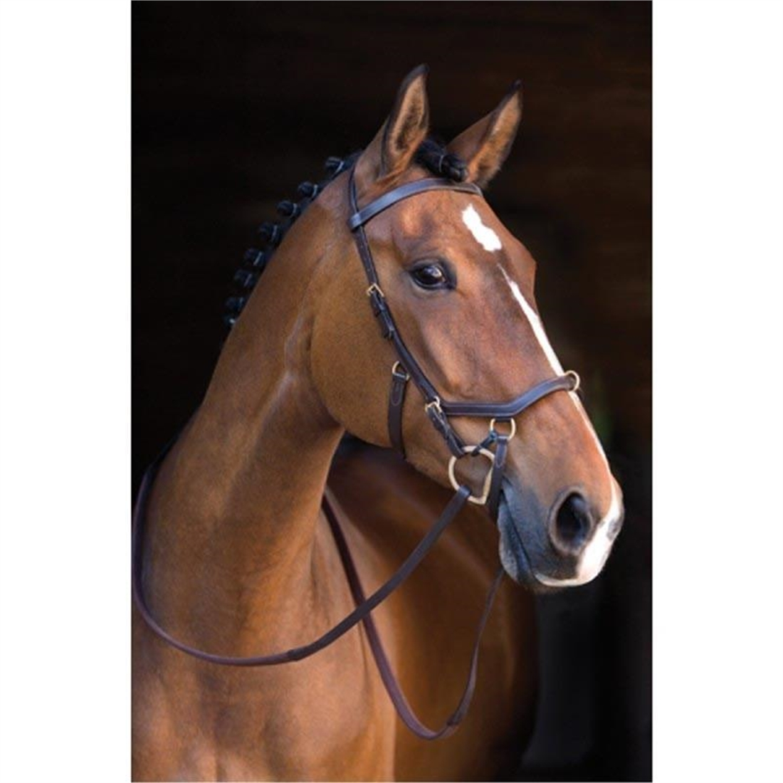 Horseware Rambo Micklem MultiBridle Brown
