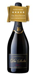 De Salis Lofty Cuvée Pinot Noir Chardonnay Pinot Meunier 2011