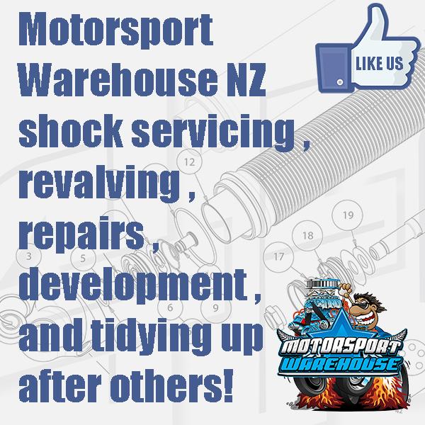 Motorsport Warehouse NZ  