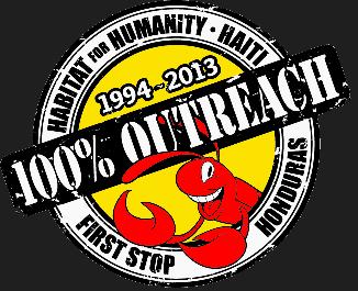 100% outreach
