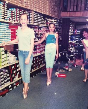 Carolyn Vendetti - Custom Dance Footwear Sizing - Erie, PA
